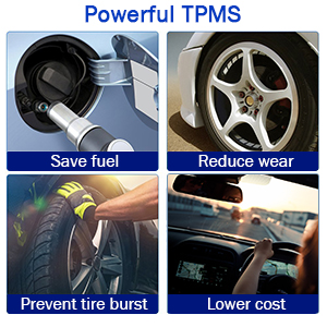 Amazon Com Autolover Tpms Tire Pressure Monitoring System
