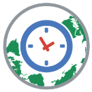 Global Master Timing Logo