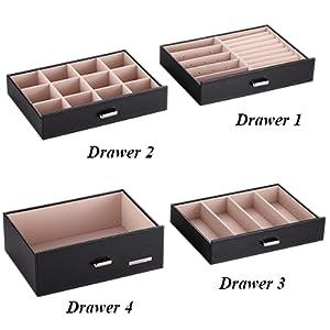 Maximum Jewelry Storage
