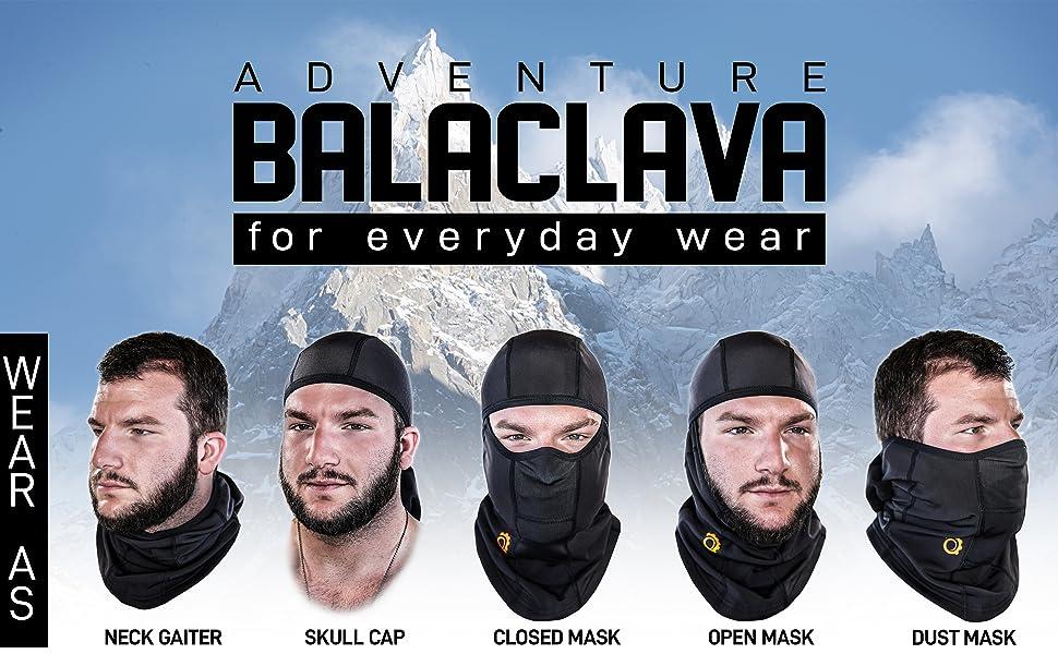guard faceguard balaclavas baclavas baclava masks man men mans mens winter hats cold weather gear