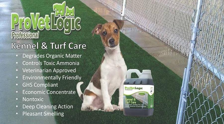 Kennel Pet Floor Synthetic Turf Cleaner Deodorizer