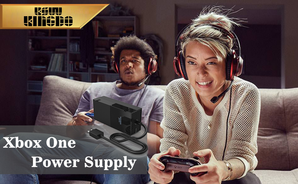 KSW KINGDO Xbox One Power Supply