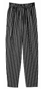 Five Star Chef Apparel 18100 Unisex Chef Pant Striped Restaurant Uniforms Chef Fashion