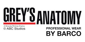 Barco Grey's Anatomy Professional Wear Logo