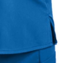 05ee9f11e4f6a Barco Grey's Anatomy 6103 Women's Scrub Top Maternity Medical Healthcare  Uniforms Fashion. Mock wrap neckline. Empire waist with tie