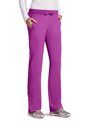 c53abd8e77f Barco One 5205 Women's Scrub Pant Cargo Medical Healthcare Uniforms Fashion