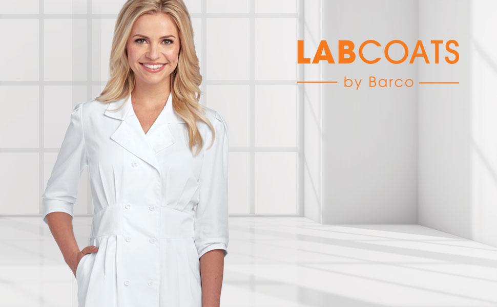 Barco Prima Uniforms 58505 Women's Tuck Waist Scrub Dress