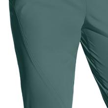 Seamed leg shown on Barco Grey's Anatomy Edge GEP005 women's scrub pant