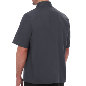 Five Star Chef Apparel 18025 Unisex Chef Jacket Short Sleeve Restaurant Uniforms Chef Fashion