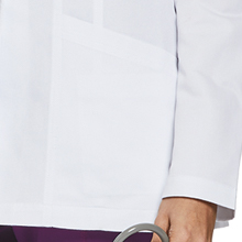Front pocket close-up on Barco Grey's Anatomy 4455 Women's 30quot; Labcoat
