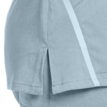 Side slits close-up on Barco Grey's Anatomy 7188 Women's V-neck Scrub Top