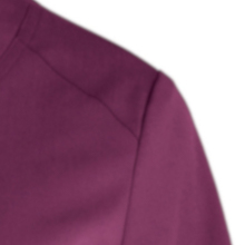 Angled seams close-up on Barco Grey's Anatomy Spandex Stretch Women's V-neck Scrub Top