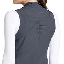 5ffa70e2d1c Barco One 5406 Women's Scrub Vest Zip Front Medical Healthcare Uniforms  Fashion