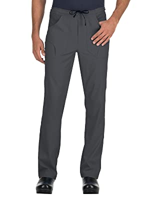 model wearing koi Lite 603 Men's Endurance Scrub Pant