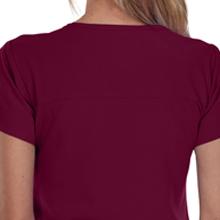 Back yoke shown on Barco Grey's Anatomy Signature 2121 Women's Scrub Top