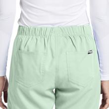 Two back pockets shown on Barco Grey's Anatomy 4232 Women's Drawstring Scrub Pant