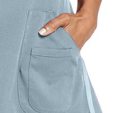 Patch pocket with utility pocket close-up on Barco Grey's Anatomy 7188 Women's V-neck Scrub Top