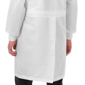 "White Swan Meta Performance RX 11653 Unisex Lab Coat 40"" Medical Healthcare Uniforms Fashion"