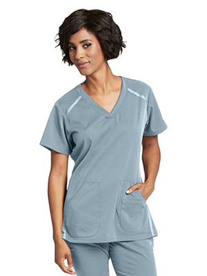 Barco Grey's Anatomy 7188 Women's V-Neck Scrub Top