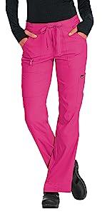 koi Lite 721 Women's Scrub Pant Cargo Medical Healthcare Uniforms Fashion