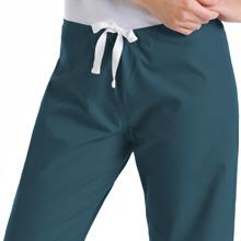 Landau Urbane Essentials 9502 Women's Scrub Pant Drawstring Medical Healthcare Uniforms Fashion
