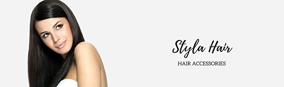 Styla hair accessories