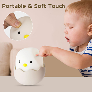 PORTABLE & SOFT TOUCH