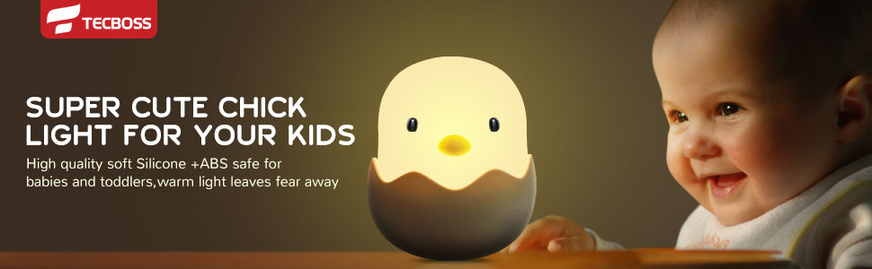 Super Cute Chick Light For Your Kids