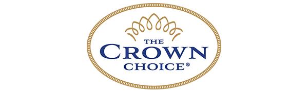 the crown choice detail brush set