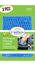 all purpose scouring kitchen sponge