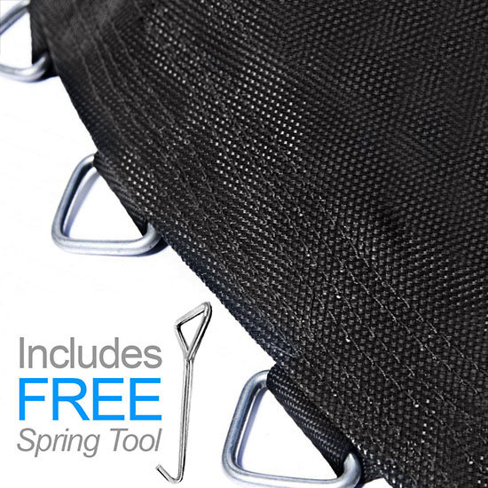 Trampoline Springs B Q: Amazon.com : Replacement Trampoline Mats