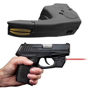 ArmaLaser Taurus PT111 PT140 Millenium G2 G2c G2s TR23 Red Laser Sight with  Grip Activation
