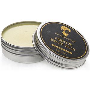 Unscented Beard Balm - 100% Natural