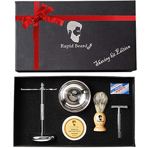 gift shaving kit