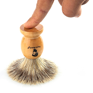 rapid beard brush