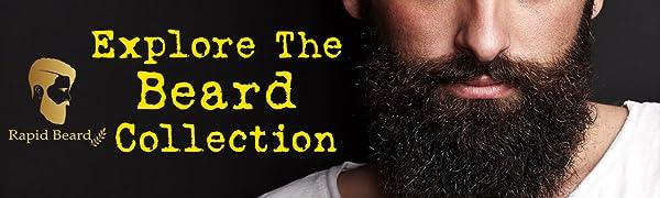 rapid beard grooming kit for men care