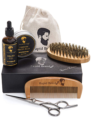 rapid beard set 3