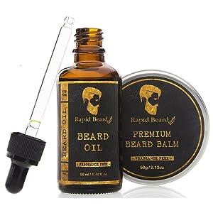 Beard Oil and Balm
