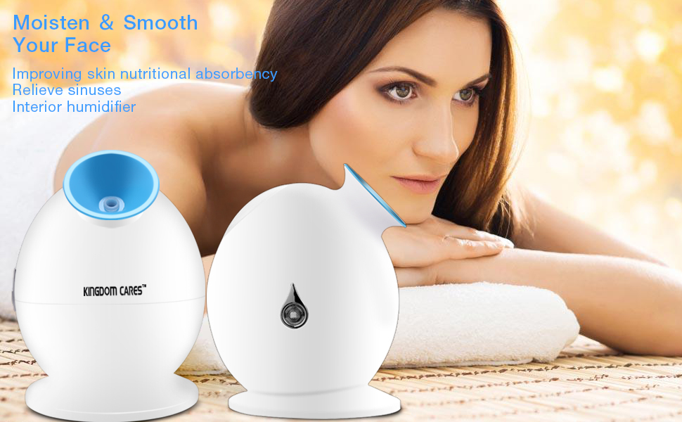 moisturize your face with steam essay