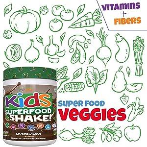 Amazon.com: Feel Great 365, Superfood Shake Mocha Green ...