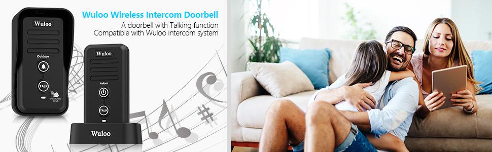 wireless doorbells for home_doorbell chime