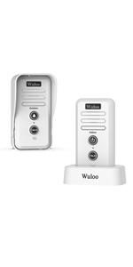 wireless interocm doorbell