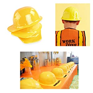 miner construction hat, bob the builder toys