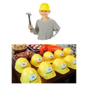 construction hats for kids