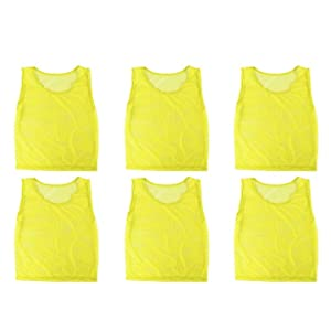 Performance Athletic Basketball Jerseys, Blank Team Uniforms for Sports Scrimmage Bulk, jersey set