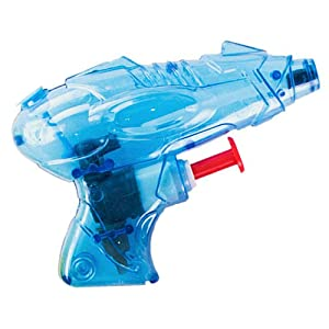 8 Pack Mini Colorful Squirt Water Guns Aqua Blasters for Kids Birthday Party