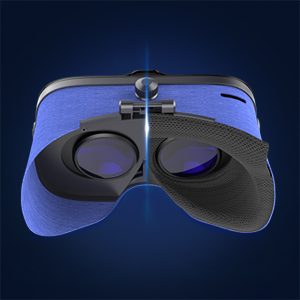 : VeeR VR Headset Protects Eyes with Blue Light