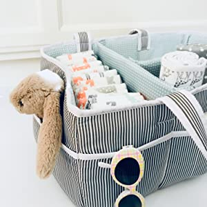 Baby Diaper Caddy