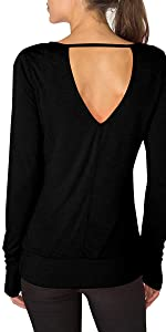 0a35bd400d4 Yucharmyi Women s Long Sleeve Backless Shirt · Yucharmyi Women s Cross Back  Sports Tank · Yucharmyi Women s Yoga Top Cross Back Tank · Yucharmyi Women s  ...