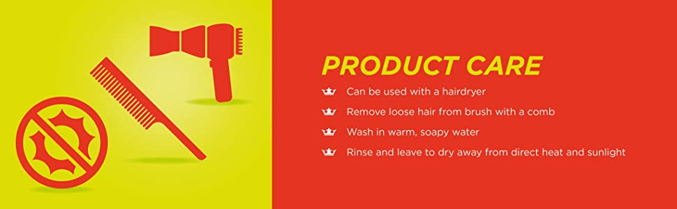 mens hair brush brush hair detangle brush men hair brush styling brush blow dry brush denman